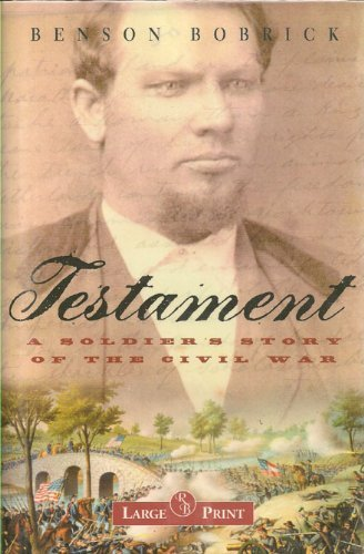 9781402564666: Testament: A Soldier's Story of the Civil War