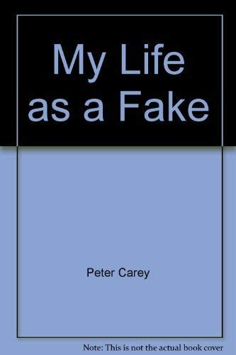 9781402565342: My Life as a Fake