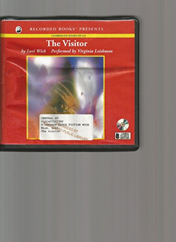 9781402568961: The Visitor (Unabridged Audio CDs)