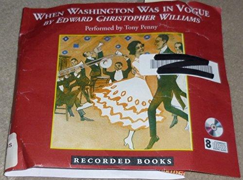 9781402572371: When Washington Was in Vogue