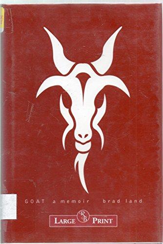 9781402579226: Goat: A Memoir [Hardcover] by