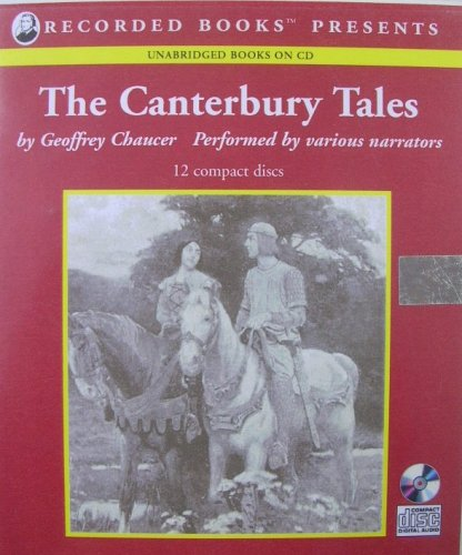 9781402582110: The Canterbury Tales (Recorded Books Presents)