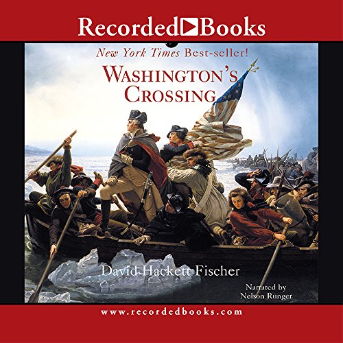 Washington's Crossing (140258363X) by David Hackett Fischer