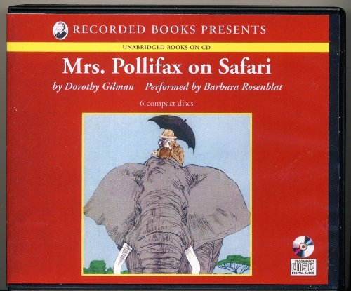 9781402588938: Mrs. Pollifax on Safari