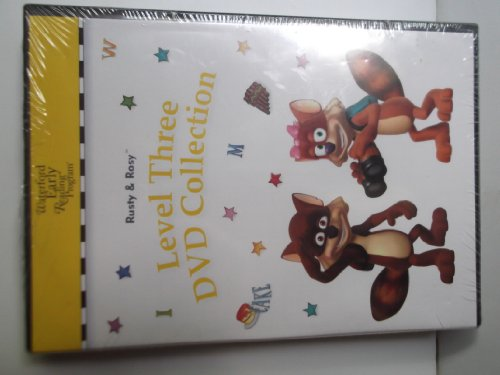 9781402606045: RUSTY & ROSY - LEVEL 3 DVD COLLECTION