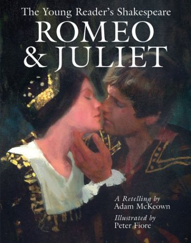 9781402700040: The Young Reader's Shakespeare: Romeo & Juliet