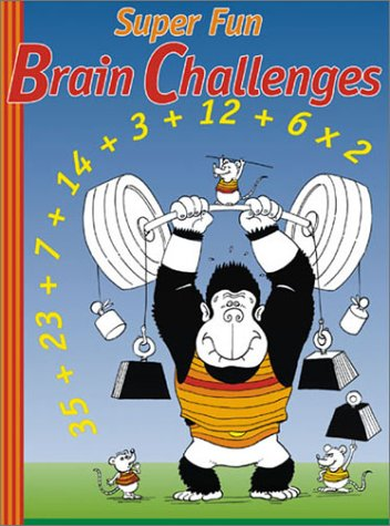 9781402700996: Super Fun Brain Challenges