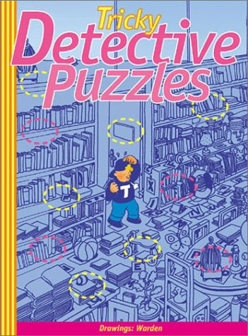 9781402701818: Tricky Detective Puzzles