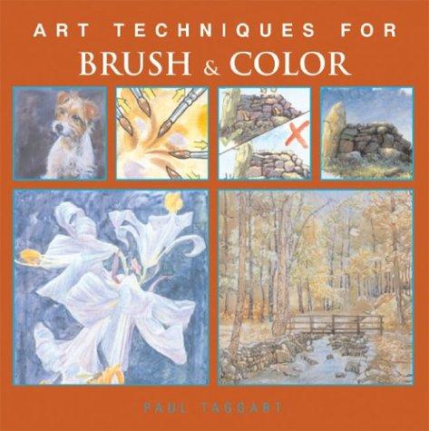 9781402702419: Art Techniques for Brush & Color