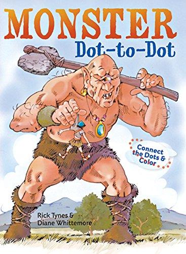 9781402702983: Monster Dot-to-Dot