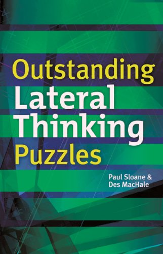 9781402703805: Outstanding Lateral Thinking Puzzles