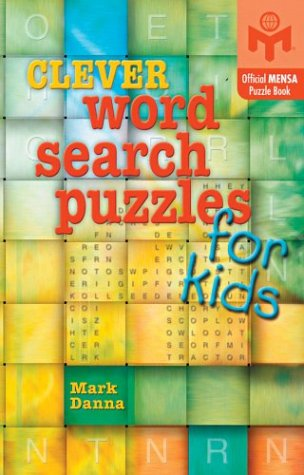 9781402704376: Clever Word Search Puzzles for Kids (Mensa®)