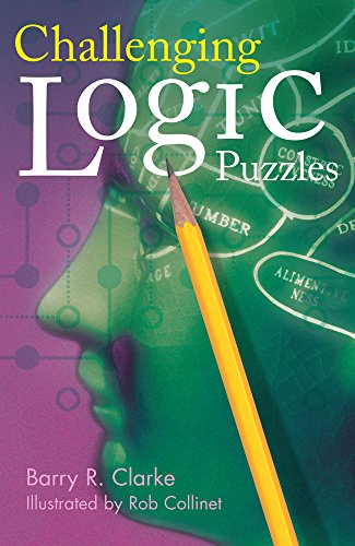 9781402705410: Challenging Logic Puzzles (Official Mensa Puzzle Book)
