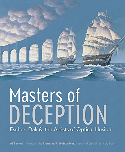 Masters of Deception: Escher, Dali & the: Al Seckel, Douglas