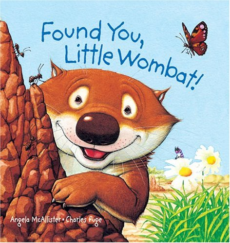 9781402707087: Found You, Little Wombat!