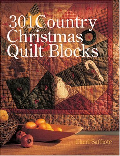 9781402707988: 301 Country Christmas Quilt Blocks