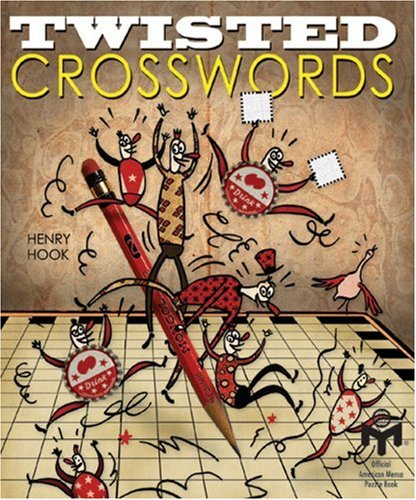 Twisted Crosswords (Mensa®) (9781402708275) by Henry Hook