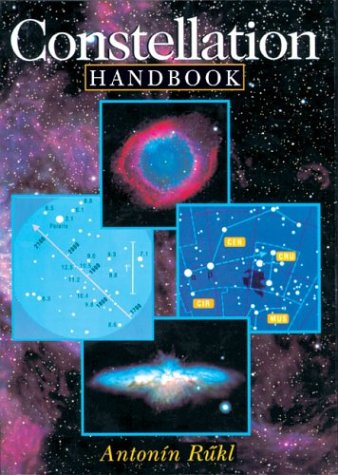 Constellation Handbook (9781402708671) by Antonin Rukl