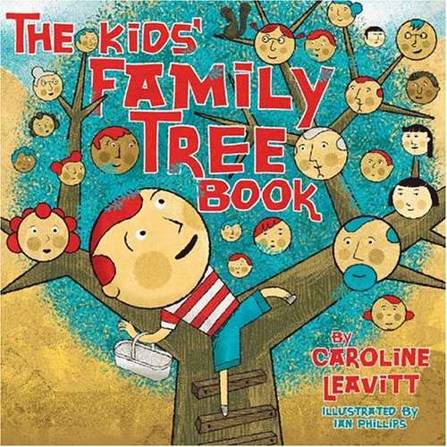 9781402709425: The Kids' Family Tree Book