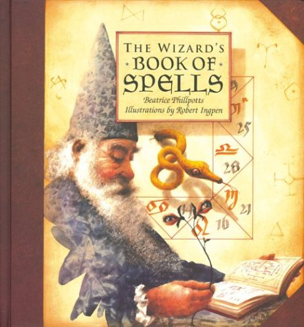 9781402709524: The Wizard's Book of Spells