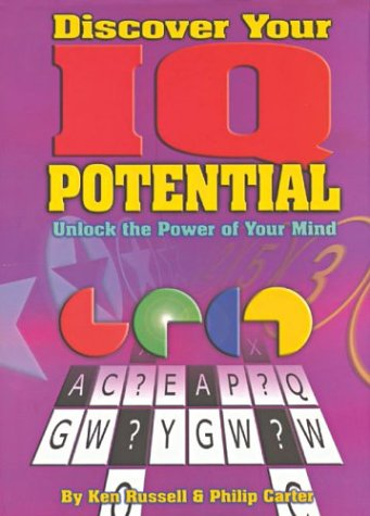 9781402709678: Discover Your IQ Potential: Unlock the Power of Your Mind