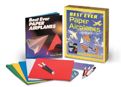 9781402710070: Best Ever Paper Airplanes Book & Gift Set