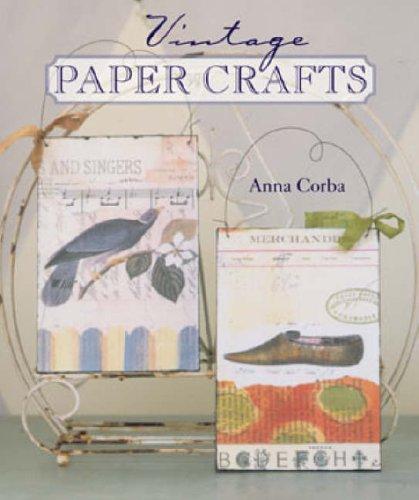 9781402710599: Vintage Paper Crafts