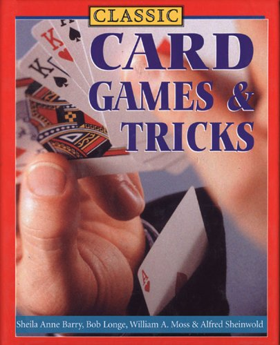 9781402710681: Classic Card Games and Tricks