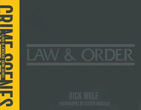 9781402710926: Law & Order: Crime Scenes
