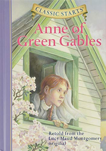 9781402711305: Classic Starts®: Anne of Green Gables (Classic Starts® Series)