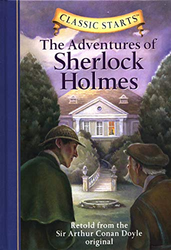 9781402712173: Classic Starts™: The Adventures of Sherlock Holmes (Classic Starts™ Series)