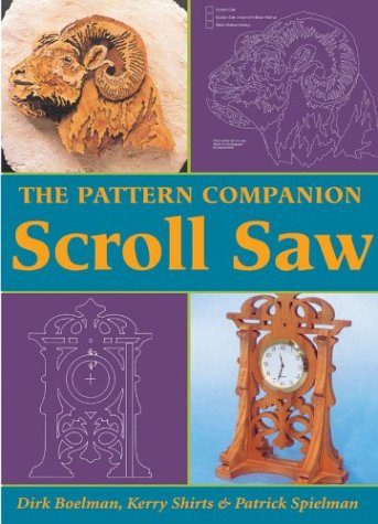 9781402712692: The Pattern Companion: Scroll Saw