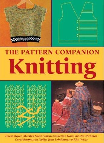 9781402712708: The Pattern Companion: Knitting