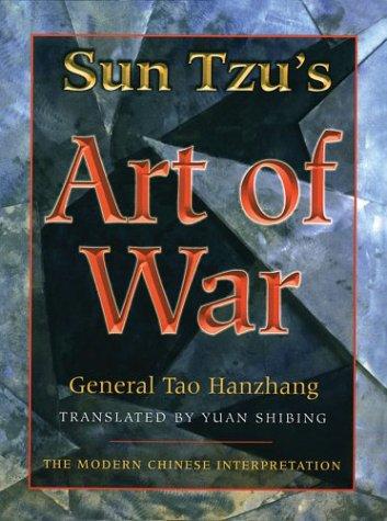 9781402712913: Sun Tzu's Art of War: The Modern Chinese Interpretation