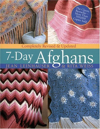 9781402713781: 7 Day Afghans