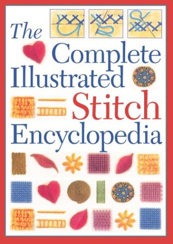 The Complete Illustrated Stitch Encyclopedia: Bookspan