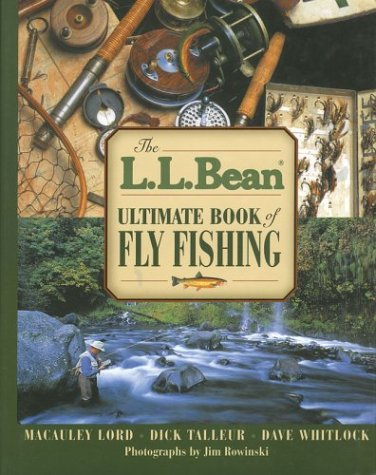 9781402714115: The L. L. Bean Ultimate Book of Fly Fishing