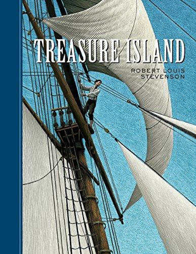 9781402714573: Treasure Island (Sterling Unabridged Classics)