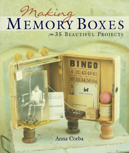 9781402715327: Making Memory Boxes: 35 Beautiful Projects