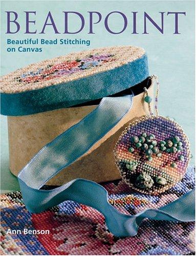 9781402715457: Beadpoint: Beautiful Bead Stitching on Canvas