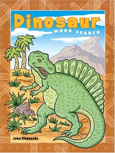 9781402715587: Dinosaur Word Search