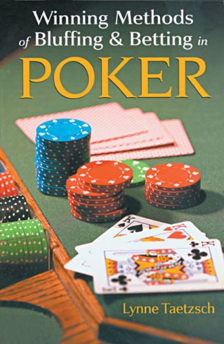 9781402716287: Winning Methods of Bluffing & Betting in Poker