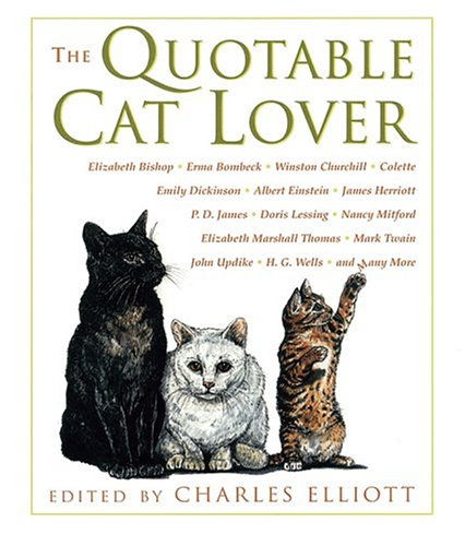 9781402716454: The Quotable Cat Lover