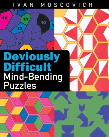 9781402718106: Deviously Difficult: Mind-bending Puzzles