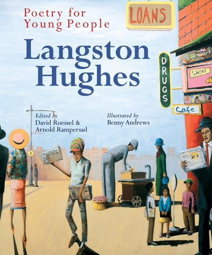 POETRY FOR YOUNG PEOPLE,LANGSTON HUGHES AUNT SUE'S: HUGHES,Langston & ROESSEL,David