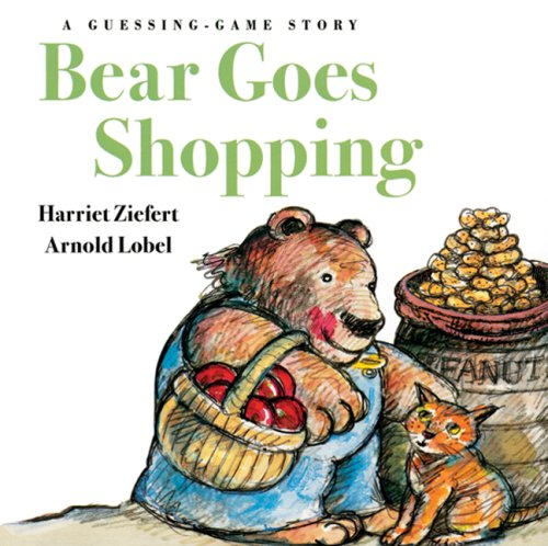 9781402719417: Bear Goes Shopping: A Guessing Game Story