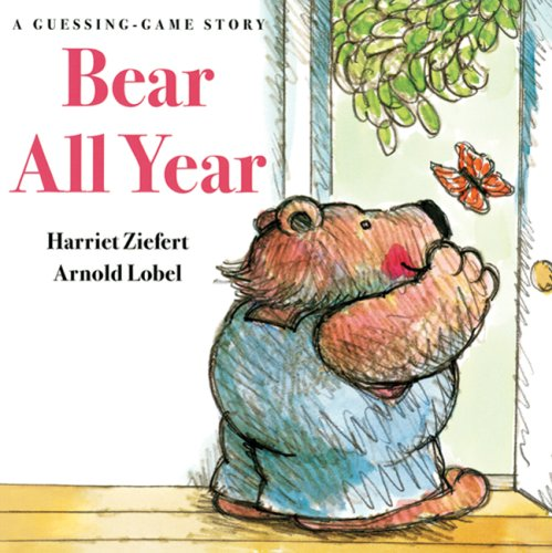 9781402719424: Bear All Year: A Guessing Game Story