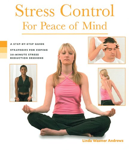 9781402719646: Health Series: Stress Control for Peace of Mind