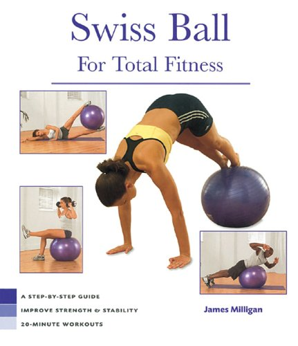 9781402719653: Health Series: Swiss Ball for Total Fitness