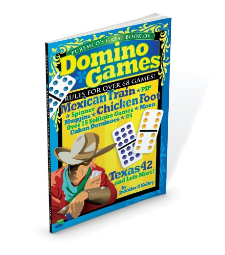 Puremco's Great Book of Domino Games: Jennifer A. Kelley